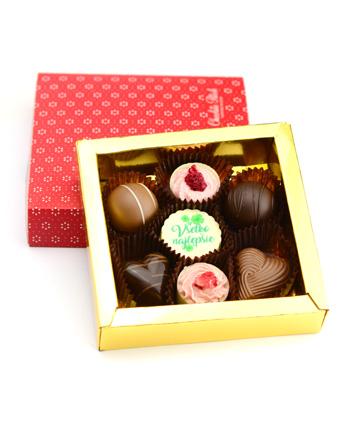 Čokoládová bonboniéra cb007-2