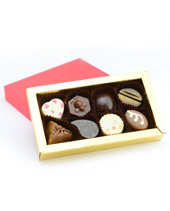 Čokoládová bonboniéra cb008-2