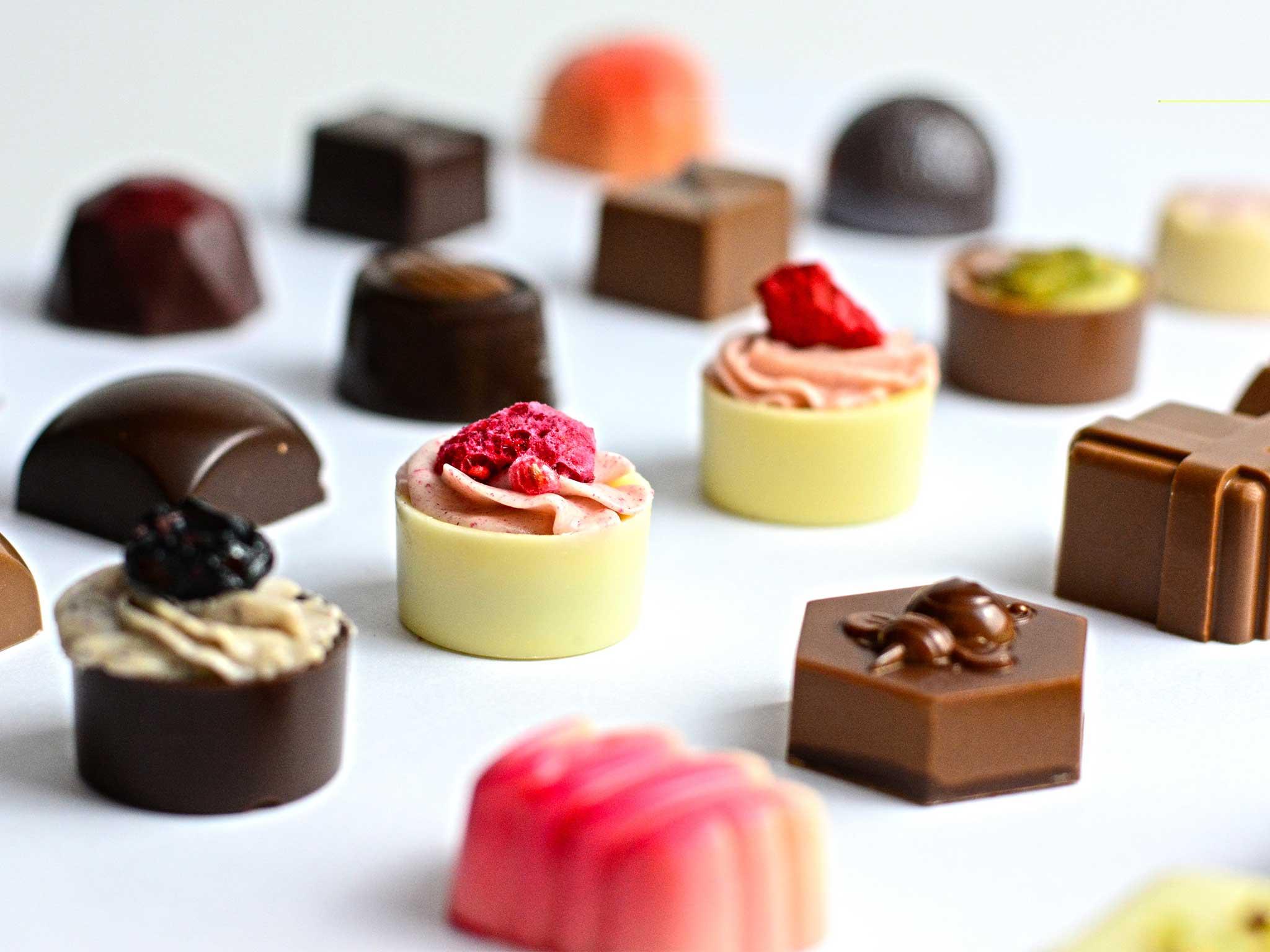 Chocolate Patrik - čokoládové produkty