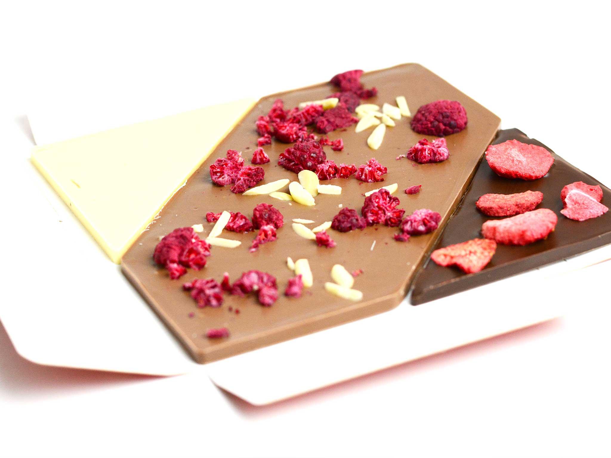 Čokoládové tabuľky
